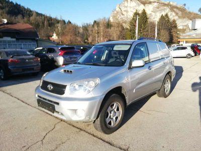 gebraucht Toyota RAV4 2,0 D-4D 4WD SUV / Geländewagen