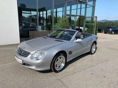 gebraucht Mercedes SL500 Roadster Aut.Vollausstattung mit Sitzkühlun