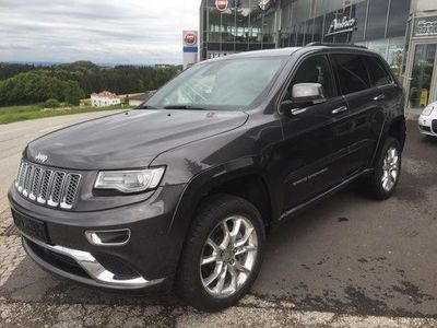 gebraucht Jeep Grand Cherokee 3,0 V6 CRD Summit MY 2016 SUV / Offroad