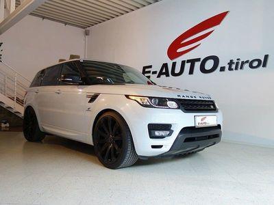gebraucht Land Rover Range Rover Sport 3,0SDV6*DYNAMIC* *23''ZÖLLER* *MEGA* *LEASING*