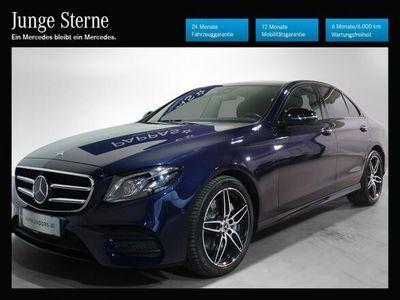 gebraucht Mercedes E220 4MATIC Austria Edition Aut.
