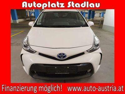 gebraucht Toyota Prius+ 1,8 VVT-i Hybrid Comfort Kombi / Family Van