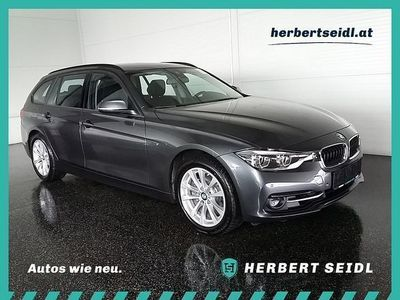 "gebraucht BMW 330 d xDrive Touring Aut. ""SPORTLINE"" *LED / NAVI*"