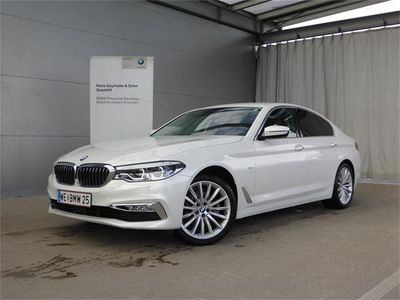 used BMW 520 d xDrive