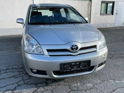 gebraucht Toyota Corolla Verso 2,0 D4D ( 7-Sitze)