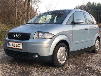 gebraucht Audi A2 1,2 TDI Automatik Klein-/ Kompaktwagen