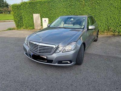 gebraucht Mercedes E250 CDI DPF BlueEFFICIENCY Automatik Avantgarde