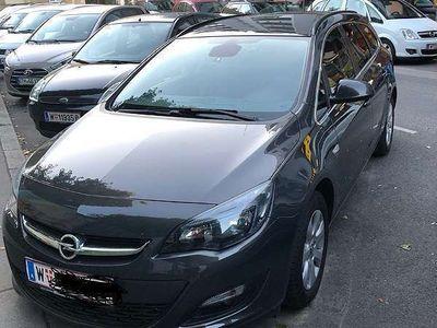 brugt Opel Astra ST 1,6 CDTI Kombi / Family Van,