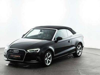 gebraucht Audi A3 Cabriolet Design 2.0 TDI quattro LED LEDER