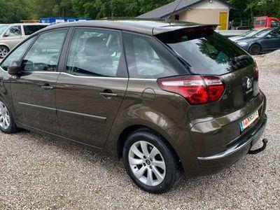gebraucht Citroën C4 Picasso 1,6 Seduction HDi FAP Kombi / Family Van
