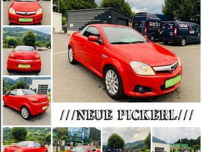 gebraucht Opel Tigra TwinTop 1,4 16V Sport Pickerl bis10/2021 MIT KLIMA