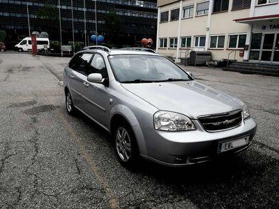 gebraucht Chevrolet Nubira CDX Kombi / Family Van