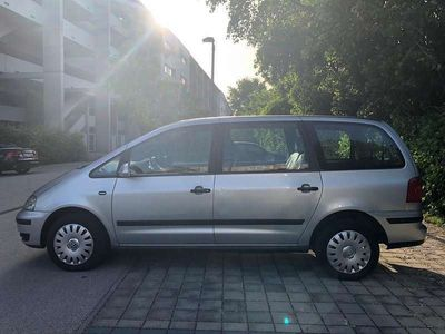 gebraucht VW Sharan 1,9TDI Kombi / Family Van