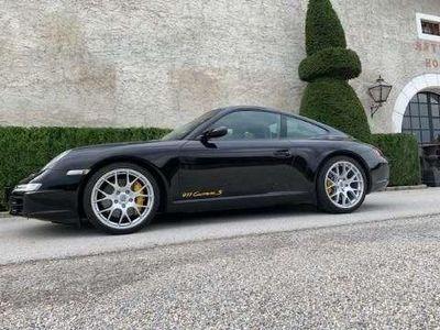 gebraucht Porsche 911 Carrera S 911 (997) Sportwagen / Coupé,