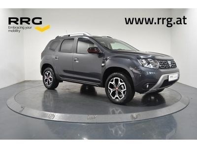 gebraucht Dacia Duster Charisma Blue dCi 115 S&S 4WD