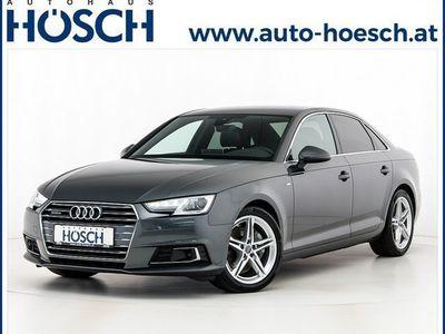 gebraucht Audi A4 TDI quattro Sport S-Line Aut. LP:66.937,-/mtl.224.-*