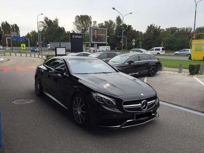 gebraucht Mercedes S63 AMG S 63 AMG -Klasse Coupe Allrad (C217)4MATIC Coupe Aut