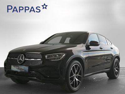 gebraucht Mercedes GLC300 Coupé 4MATIC Aut. *AMG-Line*Night-Paket*SD*AHK*360°Kamera*