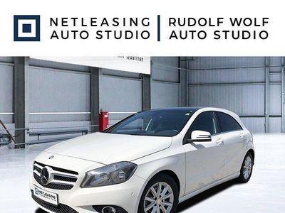 brugt Mercedes A180 A-KlasseBlueEfficiency Aut. Limousine,