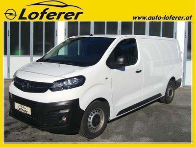 gebraucht Opel Vivaro Cargo Edition L+ 2,0 Diesel