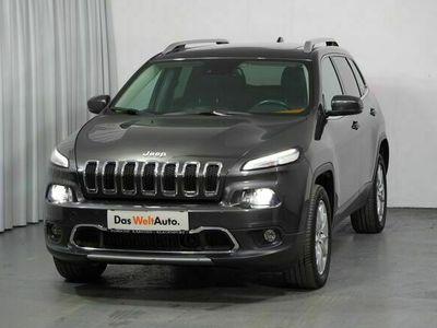 gebraucht Jeep Cherokee 2,0 MultiJet II AWD Limited Aut.