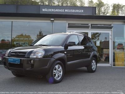 gebraucht Hyundai Tucson 2,0 Spirit CRDi VGT 4WD DPF