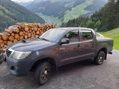 gebraucht Toyota HiLux Country Doppelkabine
