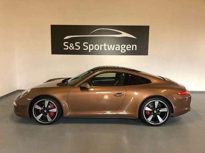 gebraucht Porsche 911 Carrera 4S 991 *EINZIGARTIGE FARBKOMBINATION* Sportwagen / Coupé