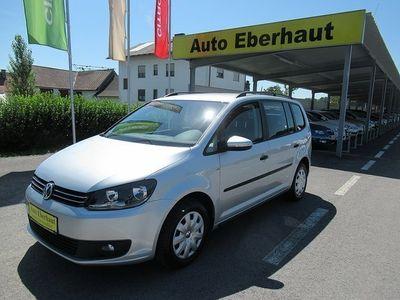 used VW Touran Trendline 1,6 TDI *Tempomat *Parksensor
