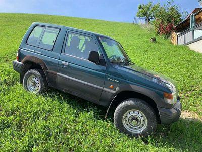 brugt Mitsubishi Pajero SUV / Geländewagen,