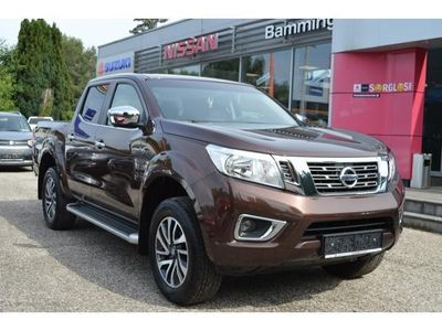 used Nissan Navara NP300Double Cab 4x4 2,3 dCi N-Connecta Aut.