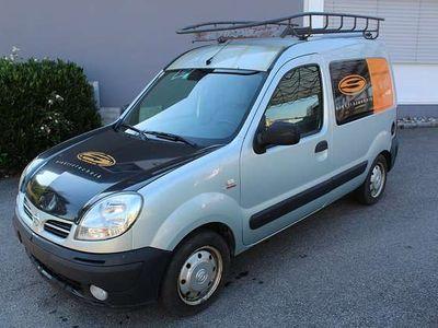 gebraucht Renault Kangoo Klima