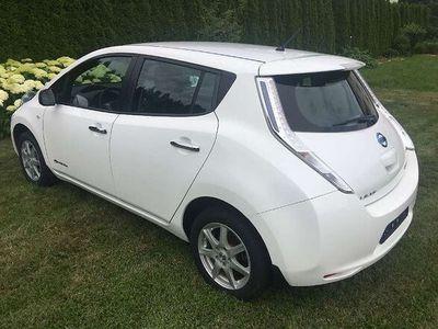 gebraucht Nissan Leaf (mit Batterie) Visia 24 kWh Limousine