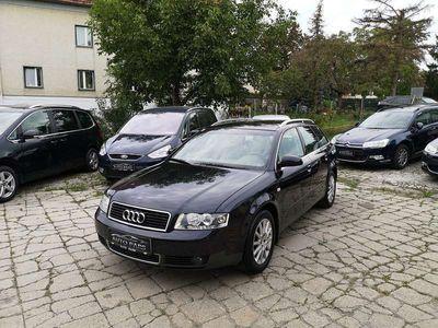 gebraucht Audi A4 Avant 1,9 TDI-Lederausstattung Kombi / Family Van