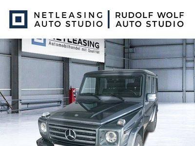 gebraucht Mercedes G350 G-Modell BlueTec COMAND APS/SHD/Autom./BC Klima