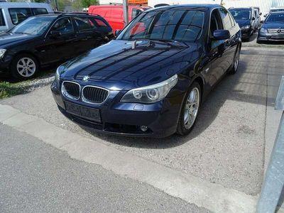 gebraucht BMW 530 530 d Österreich-Paket Aut.