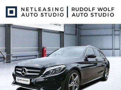 gebraucht Mercedes C180 T AMG Line Autom./Klima/LED/Park-Assist. Telefon