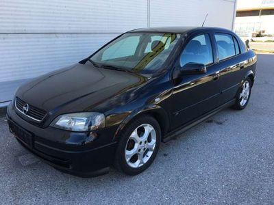 gebraucht Opel Astra Sportsline