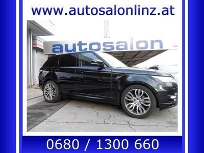 gebraucht Land Rover Range Rover Sport 3,0 SDV6 HSE Dynamic 7 Sitze Leasing ab599€/Mo Me