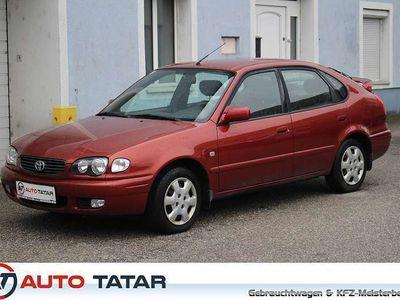 gebraucht Toyota Corolla 1,4 VVT-i -Fahrbereit - Export-Klima!Kein Pickerl! Klein-/ Kompaktwagen