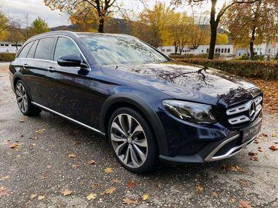 gebraucht Mercedes E220 4Matic All-Terrain E-Klasse T-Modell, WIDESCREEN