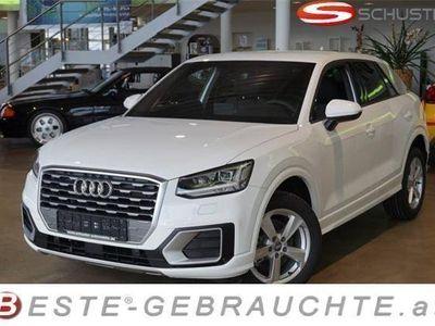 gebraucht Audi Q2 TDI 1,6 S-tronic Sport MFL GRA SHZ LED SHZ Navi SUV / Geländewagen,