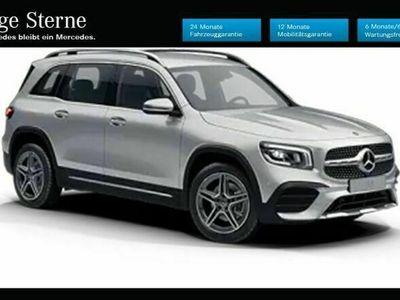 gebraucht Mercedes GLB200 d