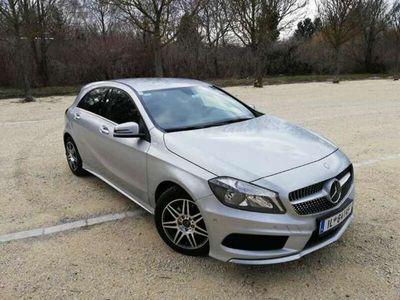 gebraucht Mercedes A180 BlueEfficiency Edition Lifestyle AMG Paket