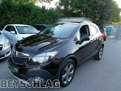 gebraucht Opel Mokka 1.4 Turbo Ecotec Cosmo Start/Stop System Bremsass Kurvenl. Sitzh.