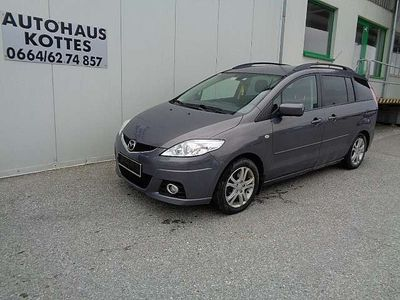 used Mazda 5 CD143 TX Plus