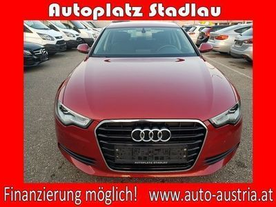 gebraucht Audi A6 A62,0 TDI Fleet DPF Multitronic NAVI *FINANZIE...