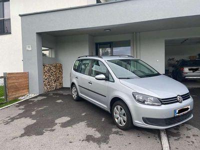 gebraucht VW Touran Trendline 1,4 TSI EcoFuel DSG Kombi / Family Van