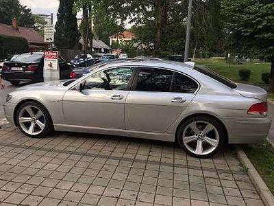gebraucht BMW 730 7er-Reihe i E65 Limousine
