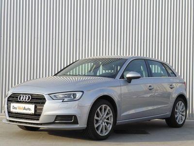 brugt Audi A3 Sportback 1.0 TFSI intense